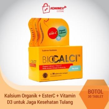 Biocalci72 botol