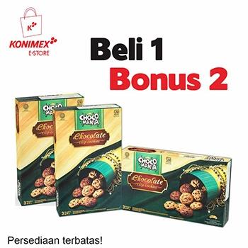 Chocomania Gift Pack 1 Bonus 2 - Promo Terbatas