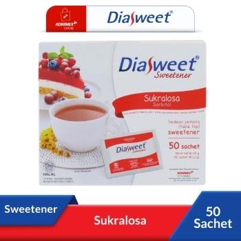 Diasweet Sweetener Sukralosa