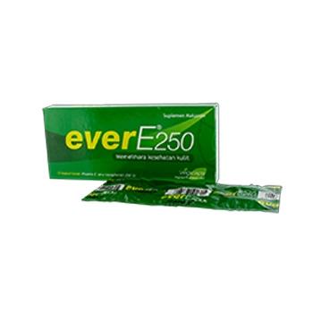 EVER E250 (STRIP 12 SOFT CAPSULE)