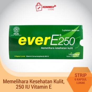 EVER E250 (STRIP 6 SOFT CAPSULE)