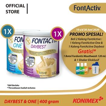 FontActiv (Promo Beli 2 Kombinasi Gratis Hadiah)