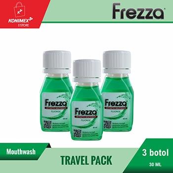 Frezza Antiseptic Mouthwash Fluoride 30 ml