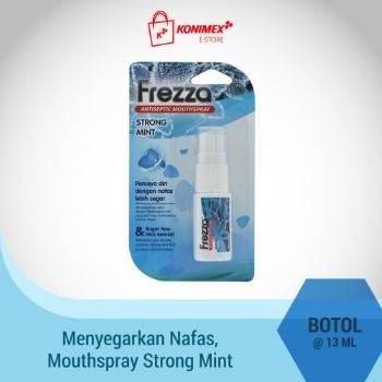 FREZZA Mouthspray – Strong Mint