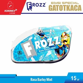FROZZ BARLEY MINT