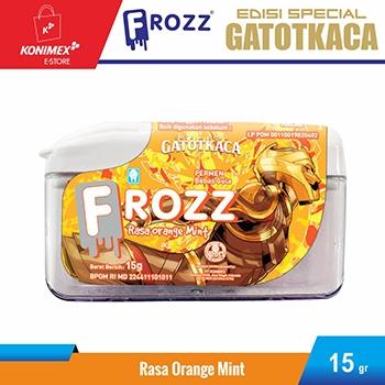FROZZ ORANGE MINT