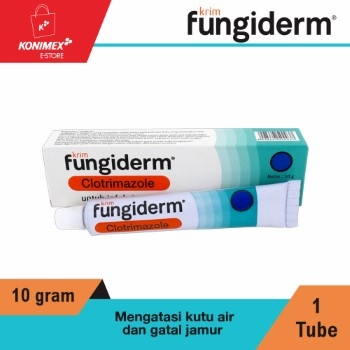 FUNGIDERM 10 GRAM