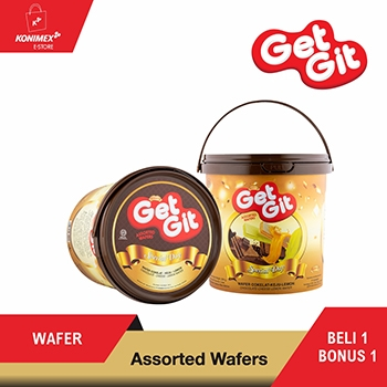 GET GIT WAFER ASSORTED 1+1