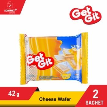 GET GIT WAFER KEJU 42 G – 2 sachet