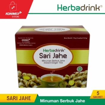 HERBADRINK SARI JAHE