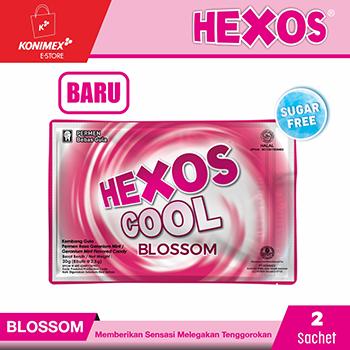 HEXOS COOL BLOSSOM