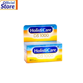 Holisticare D3 1000 6 TABLET