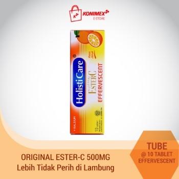 Holisticare EsterC Effervescent Orange