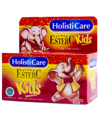 Holisticare EsterC Kids Tablet Hisap