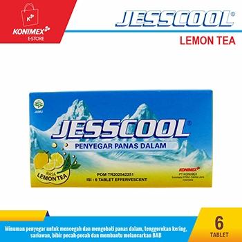 JESSCOOL LEMON TEA