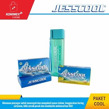 Jesscool  Paket Special