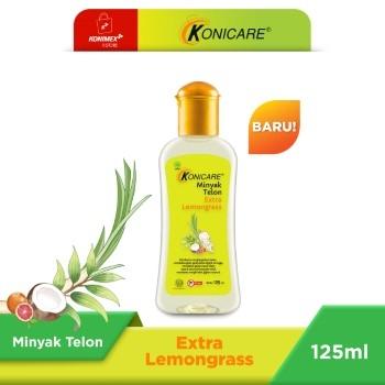 KONICARE MINYAK TELON EXTRA LEMONGRASS 125 ml