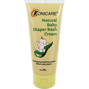 KONICARE NATURAL BABY DIAPER RASH CREAM