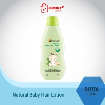 Konicare Natural Baby Hair Lotion 100ml