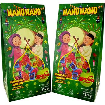 Nano Nano Salsa Giftpack 1+1