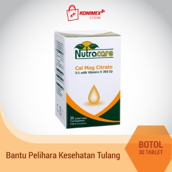 Nutracare Calmag Citrate