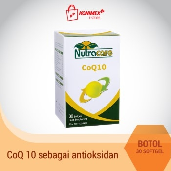 Nutracare CoQ 10 30 softgel