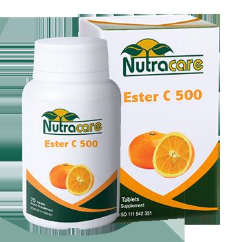 Nutracare Ester C 500