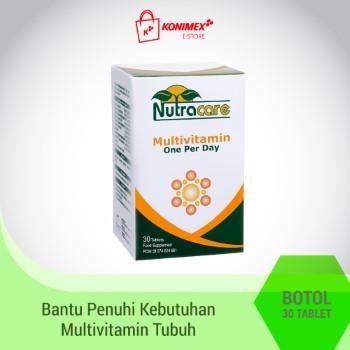 Nutracare Multivitamin One Per Day