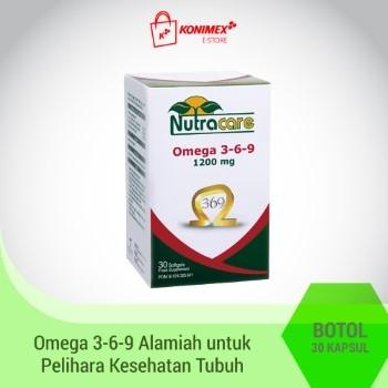 Nutracare Omega 3, 6, 9