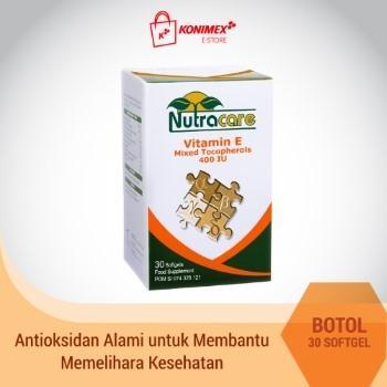Nutracare Vit E Mixed Tocopherols 400 IU