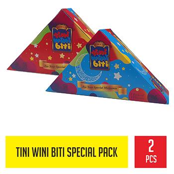 Promo TINI WINI BITI SPECIAL PACK 1 Bonus 1