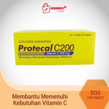 Protecal C200 – Vitamin C 200 STRIP