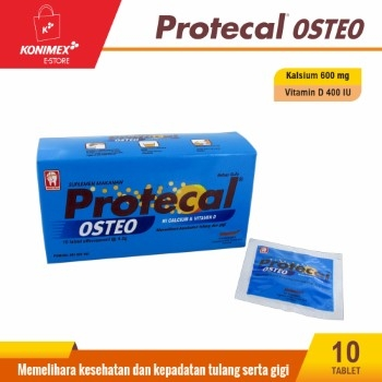 PROTECAL OSTEO (Effervescent-dus)