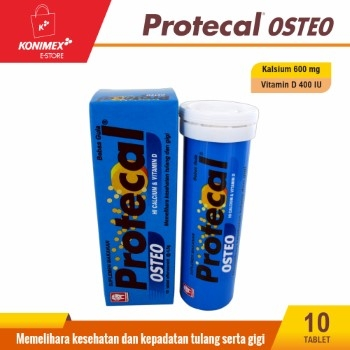 PROTECAL OSTEO (Effervescent-tube)