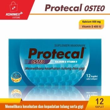 PROTECAL OSTEO (Kaplet)
