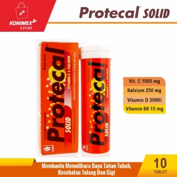 PROTECAL SOLID (Effervescent-tube)