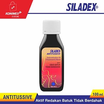 SILADEX ANTITUSSIVE 100 ML