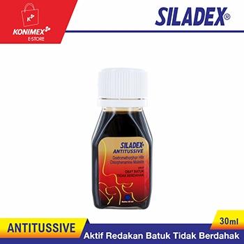 SILADEX ANTITUSSIVE 30 ML