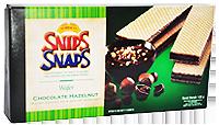 SNIPS SNAPS WAFER CHOCOLATE HAZELNUT