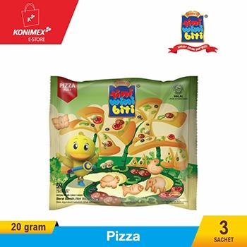 TINI WINI BITI PIZZA (dijual per 3 sak)
