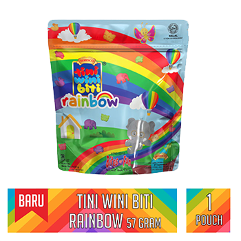 TINI WINI BITI RAINBOW