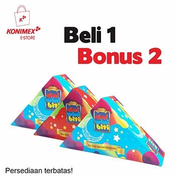 Tini Wini Biti Spesial Pack 1 Bonus 2 Promo Terbatas