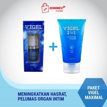 Vigel Maximal (Vigel Sparkle bonus Vigel 2 in 1)