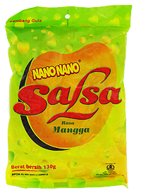 NANO NANO SALSA MANGGA