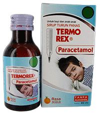 TERMOREX SIRUP TURUN PANAS 60 ML